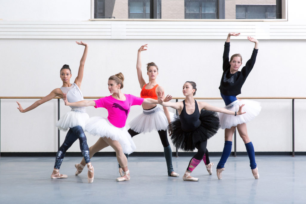 Puma Partners with the New York Ballet