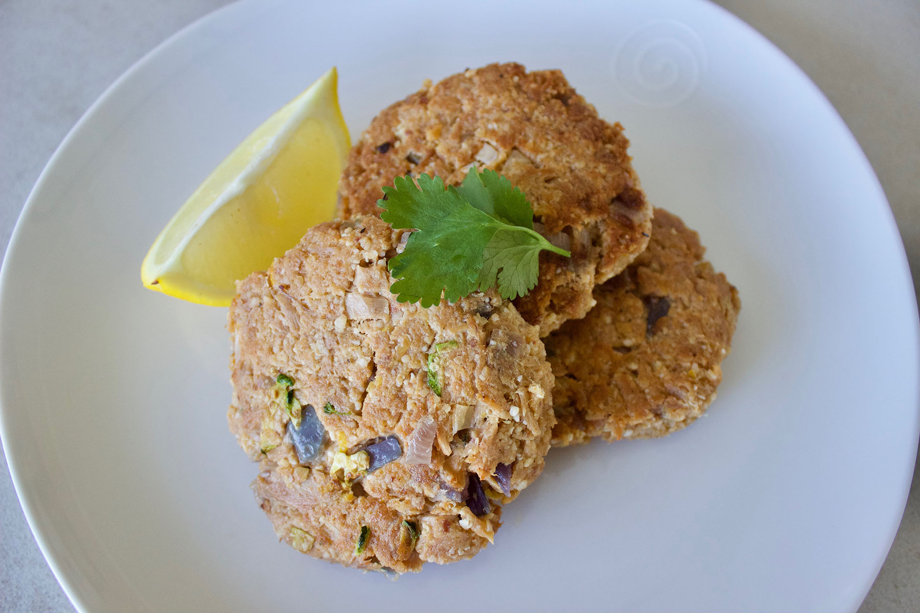 Zesty Tuna Patties