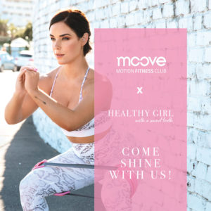 HG x MOOVE Booty + HIIT Workout Morning